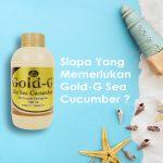 Aturan Minum Jelly Gamat Gold G Yang Benar