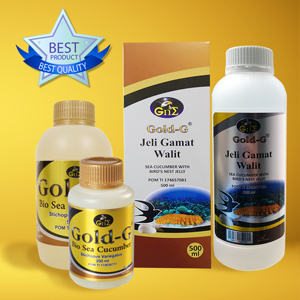 Efek Samping Jelly Gamat Gold-G Sea Cucumber