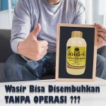 Obat Alami Wasir Jelly Gamat Gold G