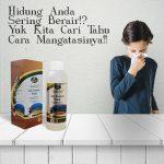 Obat Herbal Untuk Hidung Berair Jelly Gamat Walet