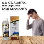 Obat Sakit Kepala Jelly Gamat Gold G Walet