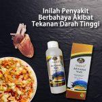 Obat Darah Tinggi Ampuh Jelly Gamat Walet
