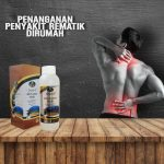 Obat Rematik Ampuh Jelly Gamat Walet