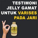 Testimoni Jelly Gamat Gold G Untuk Varises Jari