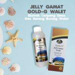Jelly Gamat Asli Gold G Walet