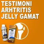 Testimoni Jelly Gamat Gold G Untuk Arthritis