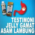 Testimoni Jelly Gamat Gold G Untuk Asam Lambung