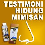 Testimoni Jelly Gamat Gold G Untuk Hidung Mimisan