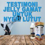 Testimoni Jelly Gamat Gold G Untuk Nyeri Lutut
