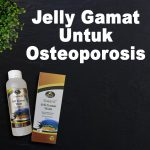 Jelly Gamat Untuk Osteoporosis Jelly Gamat Walet