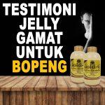 Testimoni Jelly Gamat Gold G Untuk Bopeng