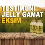 Testimoni Jelly Gamat Gold G Untuk Eksim