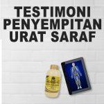 Testimoni Jelly Gamat Gold G Untuk Penyempitan Urat Saraf
