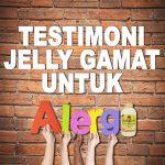 Testimoni Jelly Gamat Gold G Untuk Alergi