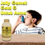 Jelly Gamat Gold G Untuk Asma