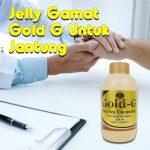 Jelly Gamat Gold G Untuk Jantung Koroner