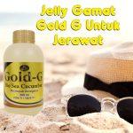 Jelly Gamat Gold G Untuk Jerawat