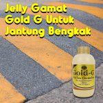 Jelly Gamat Gold G Untuk Jantung Bengkak