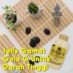 Jelly Gamat Gold G Untuk Darah Tinggi