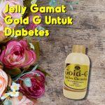 Jelly Gamat Gold G Untuk Diabetes