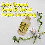 Jelly Gamat Gold G Untuk Asam Lambung