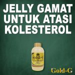 Jelly Gamat Gold G Untuk Kolesterol