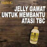 Jelly Gamat Gold G Untuk TBC