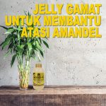 Jelly Gamat Gold G Untuk Amandel