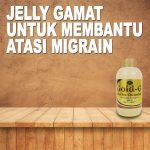 Jelly Gamat Gold G Untuk Migrain