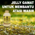 Jelly Gamat Gold G Untuk Wasir
