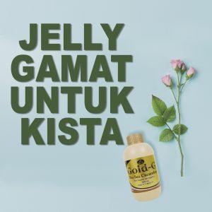 Jelly Gamat Gold G Untuk Kista