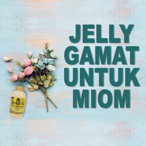 Jelly Gamat Gold G Untuk Miom