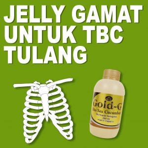 Jelly Gamat Gold G Untuk TBC Tulang