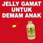 Jelly Gamat Gold G Untuk Demam Anak