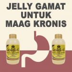 Jelly Gamat Gold G Untuk Maag Kronis