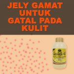 Jelly Gamat Gold G Untuk Gatal Gatal