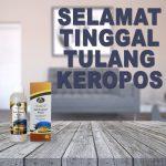 Osteoporosis Sembuh Dengan Jelly Gamat Walet