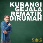Jelly Gamat Gold G Atasi Rematik