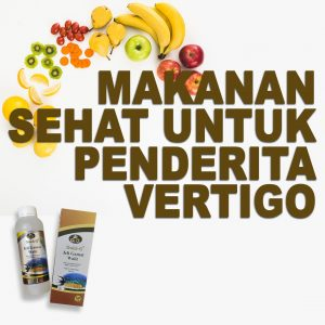 Makanan Yang Harus Dikonsumsi Penyakit Vertigo