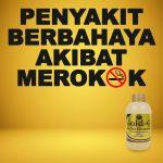 Penyakit Berbahaya Akibat Menjadi Perokok