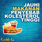 Jauhi Makanan Penyebab Kolesterol