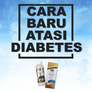 Cara Alami Sembuhkan Diabetes