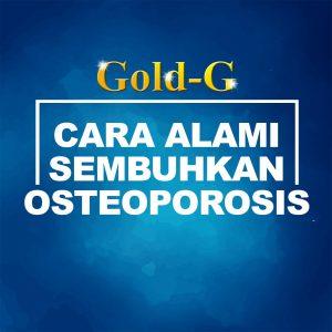 Cara Alami Sembuhkan Osteoporosis