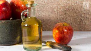 cuka apel untuk asam urat