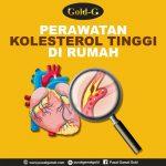 Perawatan Kolesterol Tinggi Di Rumah