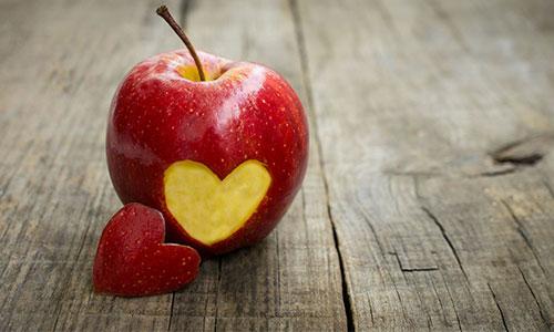 Apel-Makanan-Sehat-Untuk-Liver