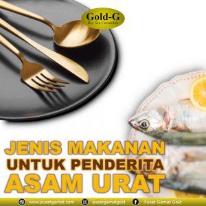 Makanan Penderita Asam Urat dan Kolesterol Ampuh