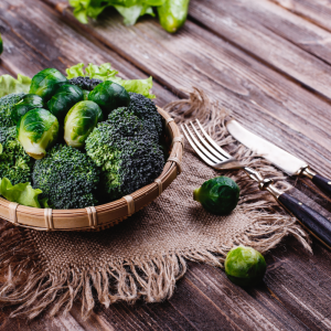 Brokoli Asam Urat