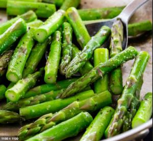 sayur asparagus