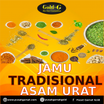 Jamu tradisional asam urat
